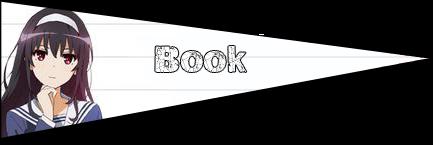 Bannière - Book - Saenai Heroine no Sodatekata - Ruru Berryzcom