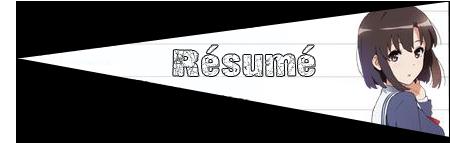 Bannière - Résumé - Saenai Heroine no Sodatekata - Ruru Berryzcom