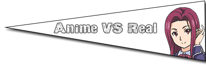 Bannière - Anime VS Real - Shokugeki no Soma Food Wars - Ruru-Berryz