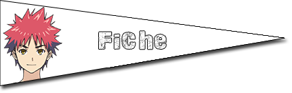 Bannière - Fiche - Shokugeki no Soma Food Wars - Ruru-Berryz