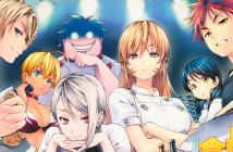 Image a la une - [Anime] Shokugeki no Soma Food Wars - Ruru-Berryz