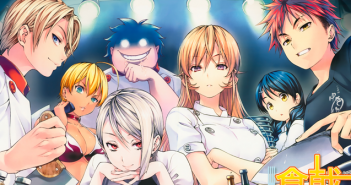 [Anime] Shokugeki no Soma / Food Wars