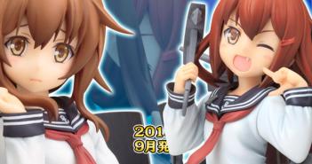 Image a la une - [Preview - Figurines] Ikazuchi &  Inazuma Anime ver - Kantai Collection ~KanColle~ - Kotobukiya - Ruru-Berryz