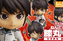 Image a la une - [Preview - Nendoroid] Hizamaru Akari - Terra Formars - Good Smile Company - Ruru-Berryz