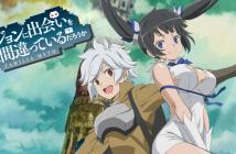 image a la une - [Anime] Dungeon ni Deai wo Motomeru no wa Machigatteiru Darou ka, DanMachi - Ruru-Berryz