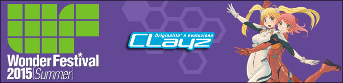 Bannière - Clayz - Wonder Festival 2015 Summer - Ruru-Berryz MoePop