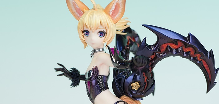 [Preview - Garage Kit] Elin Reaper ver.9 - TERA Online - French Doll (3)
