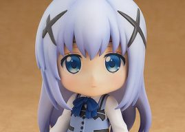 Preview Nendoroid Chino 「Gochuumon wa usagi desu ka??」 | Good Smile Company
