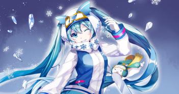 Image a la une - Snow Miku 2016, Snow Owl Ver - Ruru-Berryz MoePop