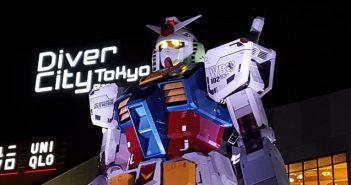 Image a la une - [Cool Japan Travel] Gundam Front Tokyo - Ruru-Berryz MoePop