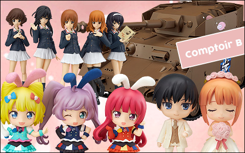 [Wonder Festival 2016 Winter] Les exclusivités Good Smile Company - comptoir B - Ruru-Berryz MoePop