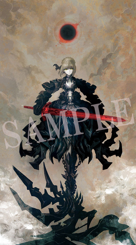 [Preview – Figurine] Saber Alter Huke version - FateStay Night - Good Smile Company - Ruru-Berryz MoePop (1)