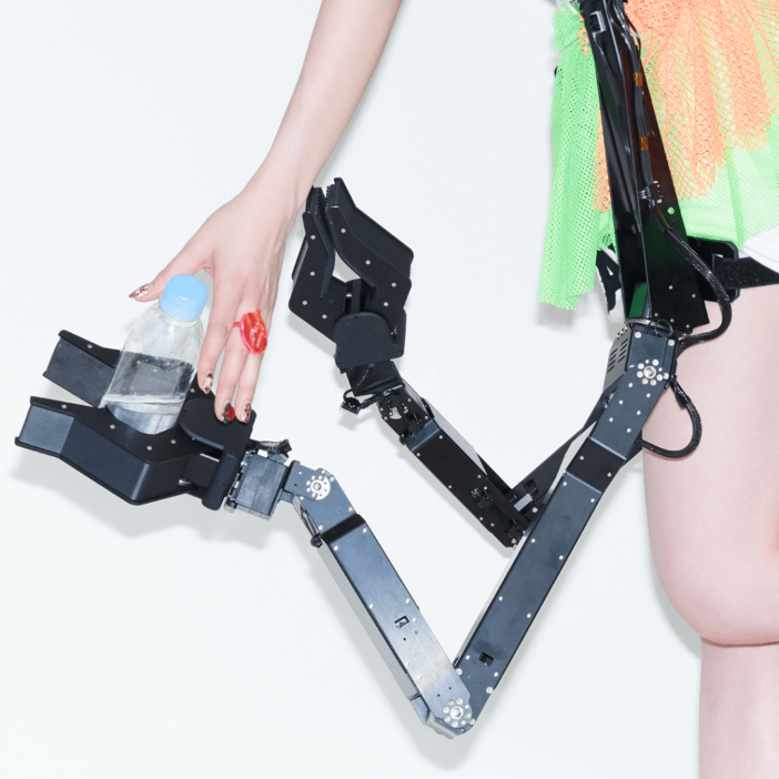 Kiyoyuki Amano - ARM SKIRT (3)