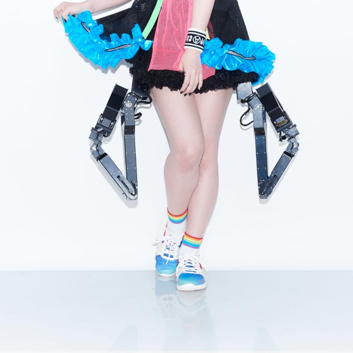Kiyoyuki Amano - ARM SKIRT (5)