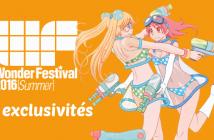 Image a la une - Les exclusivités du Wonder Festival 2016 Summer - Ruru-Berryz MoePop