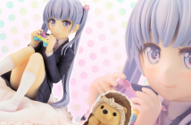 [Preview - Figurine] Suzukaze Aoba - New Game! - Kotobukiya - MoePop (A la une)