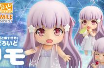 Image a la une - [Preview - Nendoroid] Remo - Glass no Hana to Kowasu Sekai - Good Smile Company - Ruru-Berryz MoePop