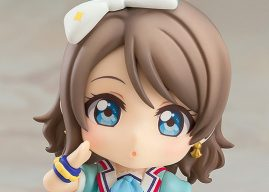 [Preview – Nendoroid] Watanabe You – Love Live! Sunshine!! – Good Smile Company