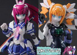 [Review] Présentation de la gamme Polynian de Daibadi Production avec Yume et Mer.