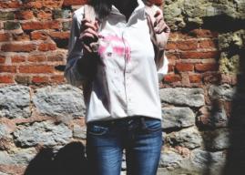 「OTALOOK」 La chemise blanche et Ram.