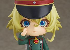 Preview Nendoroid Tanya Degurechaff 「Youjo Senki」 | Good Smile Company