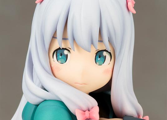 Preview Figurine Izumi Sagiri 「Eromanga Sensei」   Kotobukiya