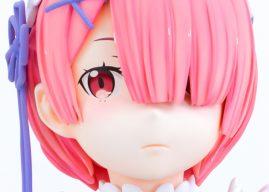 [Figurine – Life Size] Ram – Re:Zero kara Hajimeru Isekai Seikatsu – FIGÜREX