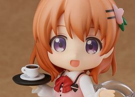 Preview Nendoroid Cocoa 「Gochuumon wa usagi desu ka??」 | Good Smile Company