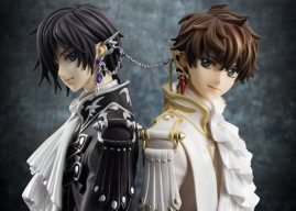 [Preview – Figurine] CLAMP works in CODE GEASS Lelouch & Suzaku – Megahouse