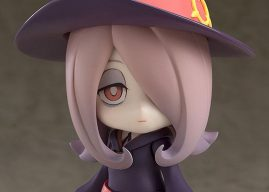 Preview Nendoroid Sucy Manbavaran 「Little Witch Academia」 | Good Smile Company