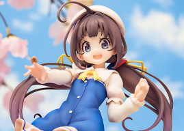 [Preview – Figurine] Ai Hinatsuru Game Start! – The Ryuo's Work is Never Done! – Aquamarine