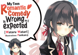 Light Novel | My Teen Romantic Comedy is wrong as I expected – Ofelbe Editions