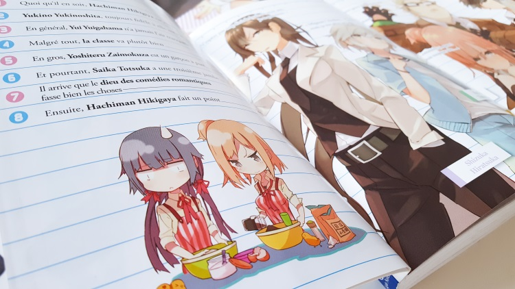 Light Novel My Teen Romantic Comedy Is Wrong As I Expected Tome 1 Ofelbe Editions MoePop Ruru Berryz 9