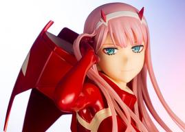Preview Figurine Zero Two 「DARLING in the FRANXX」 – Kotobukiya