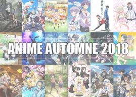 ANIME AUTOMNE 2018