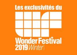 Les exclusivités du Wonder Festival 2019 Winter