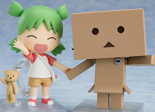 Preview Nendoroid 「Yotsuba&!」   Good Smile Company