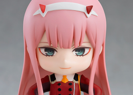 Preview Nendoroid Zero Two「DARLING in the FRANXX」 | Good Smile Company