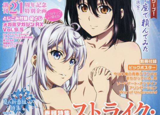Megami Magazine Vol. 244