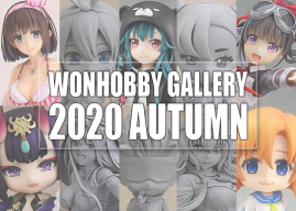 WonHobby Gallery 2020 AUTUMN   Good Smile Company