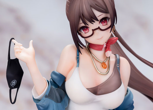 Preview figurine 「XIAMI 4th Anniversary -Hajimemashite-」 | APEX-TOYS