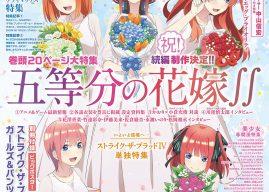 Megami Magazine Vol. 252